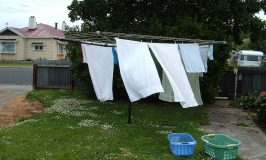 Rotary Washing Lines