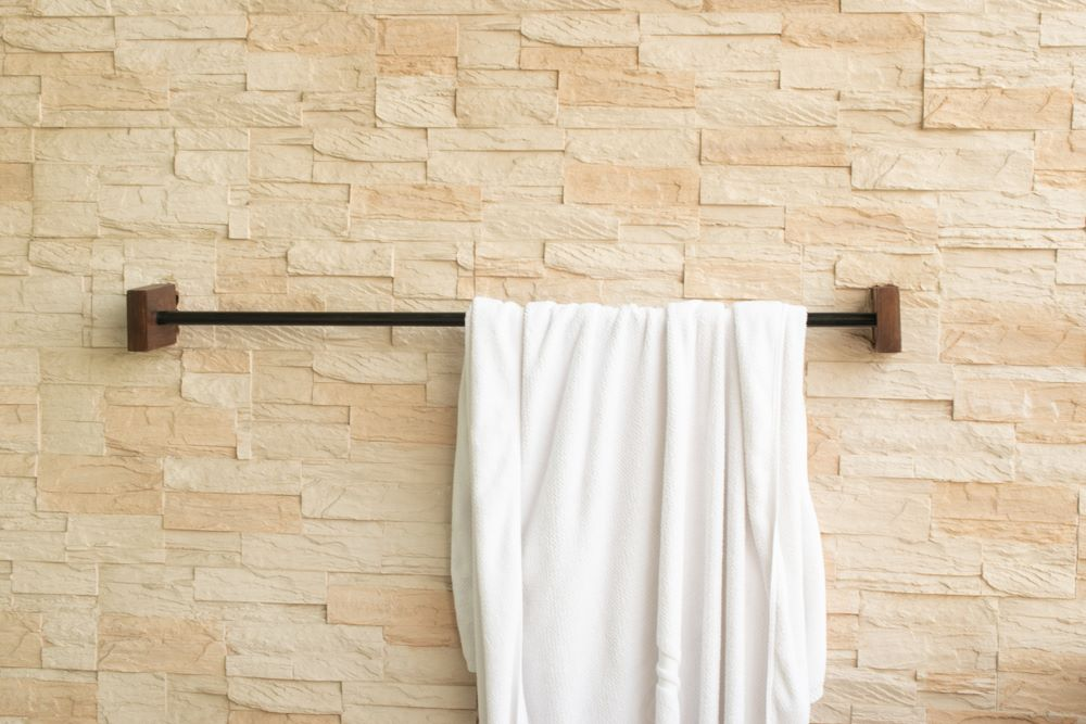 How To Remove Towel Bar With No Screws