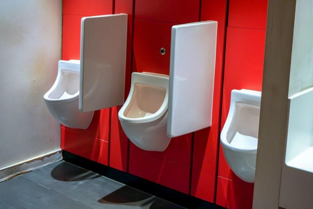 Best Waterless Urinals