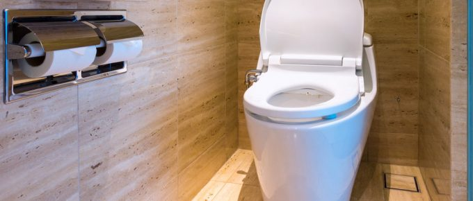 Self-Cleaning-Toilets