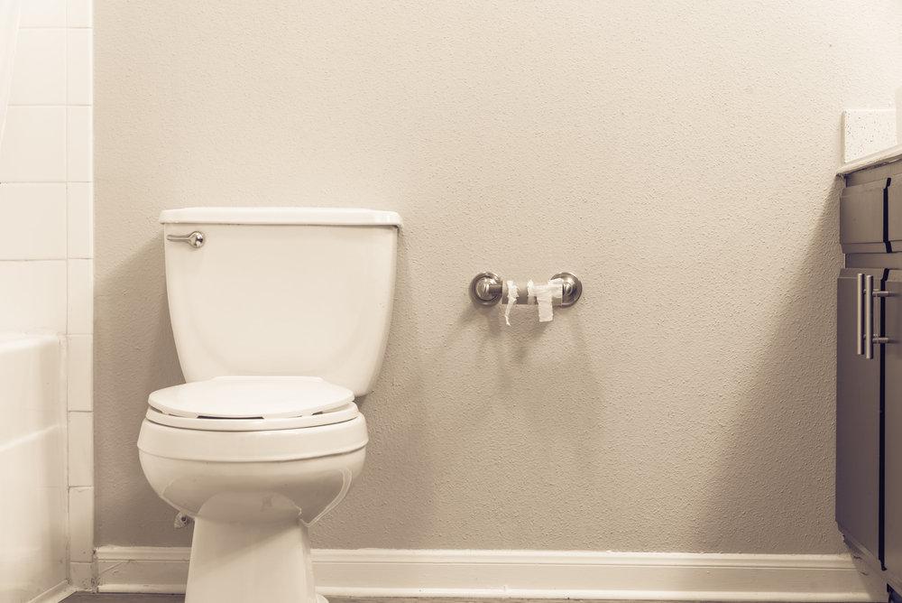 No Clog Toilets