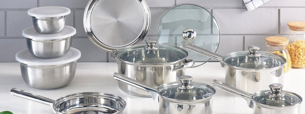 best stainless steel pans uk